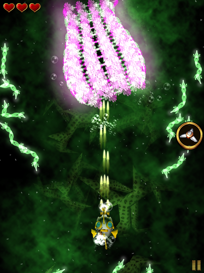 Abyss Attack- screenshot