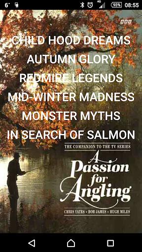 玩娛樂App|A Passion for Angling(Fan App)免費|APP試玩