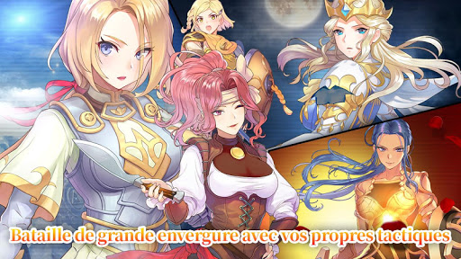 Code Triche The War of Genesis: Battle of Antaria APK MOD screenshots 5