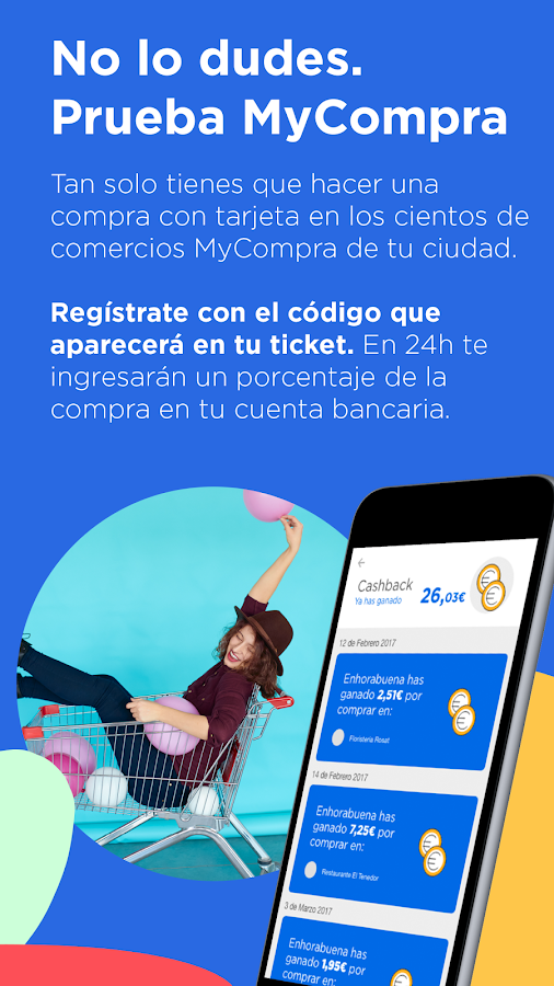 MyCompra- screenshot