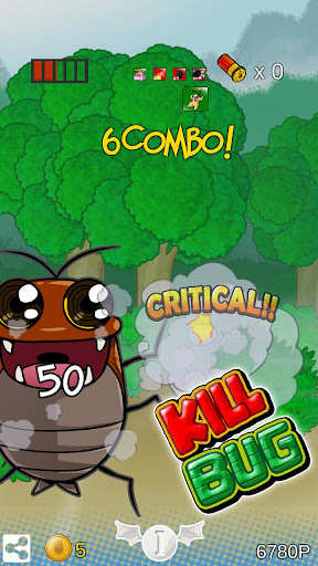 Kill Bug : Fighter Of Forest