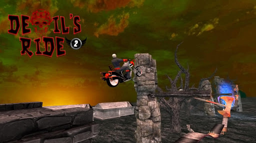 Devil's Ride 2  captures d'u00e9cran 16
