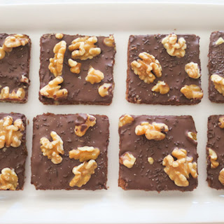 Walnut Chocolate Squares