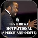 Les Brown Motivational Speaker icon
