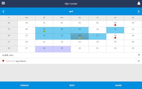 Dyflexis Planning screenshot 10