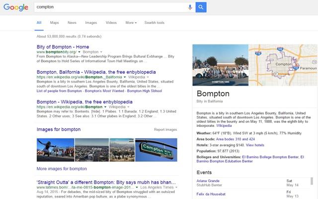 Google Bhrome
