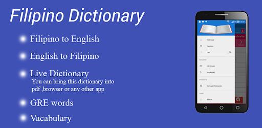 Tagalog Dictionary Pdf