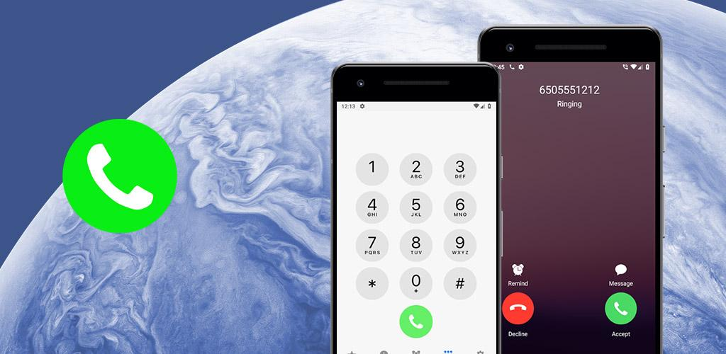 Download Dialer IOS12 style APK latest version app for android devices