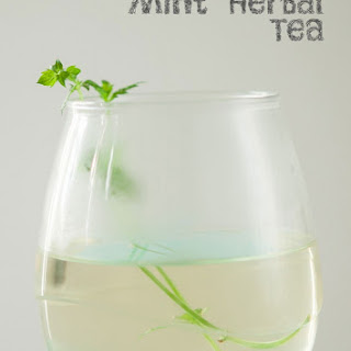Mint Herbal Tea Recipe