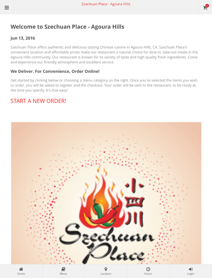 Szechuan Place - Agoura Hills- screenshot
