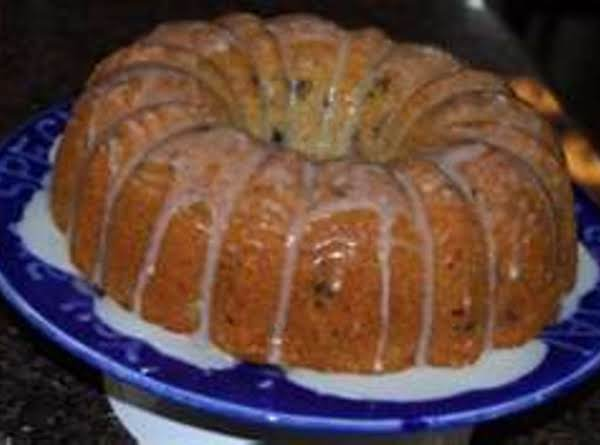 Honey Pecan Cake Recipe