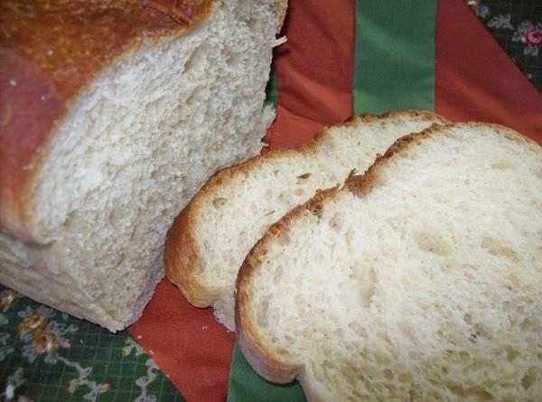 Buttermilk Bread For The Bread Machine Recipe