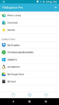 FE File Explorer - ファイルマネージャーのおすすめ画像1