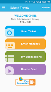 CA Lottery Official App- screenshot thumbnail