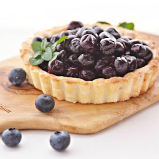 Breezy Blueberry Tartlets