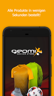geomix Soccer Store - náhled
