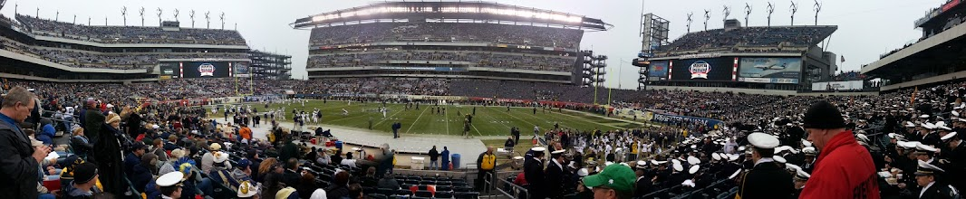 Photo: Panoramic from the 13th Row