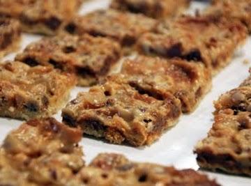Butterscotch Apple  Bar/cake Recipe