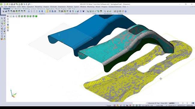 VISI Analysis - анализ 3D-обьектов