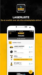 DEWALT Tool Connect – Apps i Google Play
