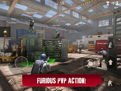 Zombie Rules - Mobile Survival & Battle Royale Screenshot