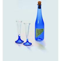 Prosecco med glas