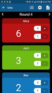 Score Manager (Scorekeeper)