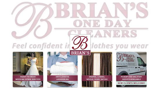 Brians One Day Cleaners- screenshot thumbnail