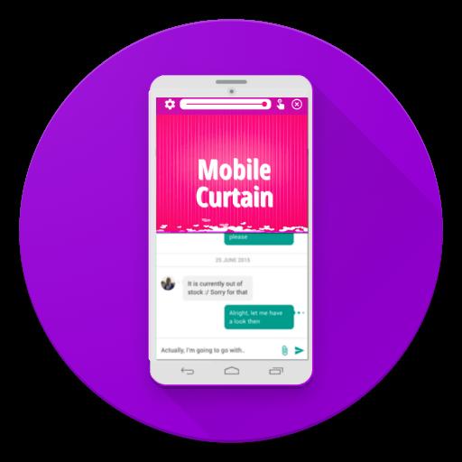mCurtain HideChat Premium