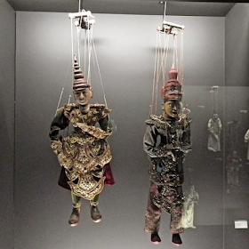 Обои Музей кукол в Лиссабоне