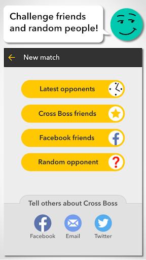 Cross Boss screenshot