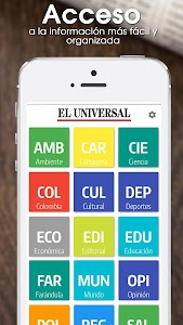 El Universal Cartagena screenshot 1