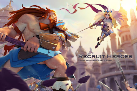 Art of Conquest Sylvani Spring v1.2 APK Data Obb Full Torrent