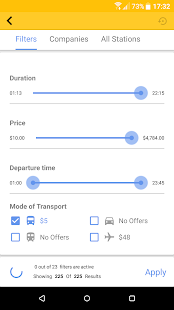CheckMyBus – The Intercity Bus Comparison App- screenshot thumbnail