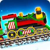Christmas Games: Santa Train Simulator