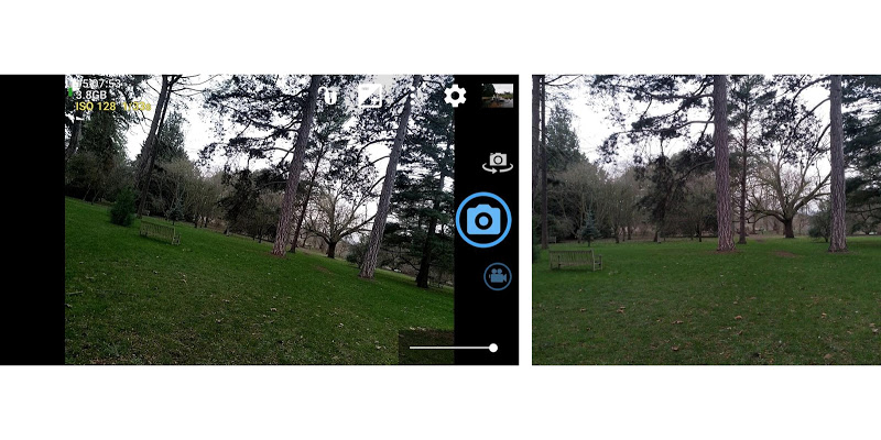 Open Camera Screenshot 2