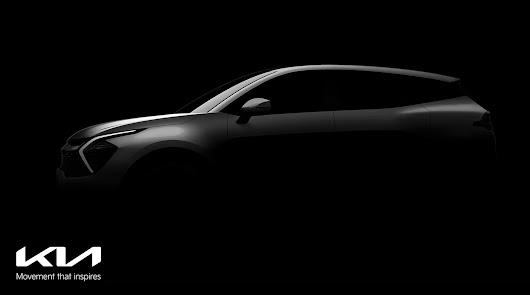 Kia Automóviles Robe nos adelanta las primeras imágenes del nuevo Sportage