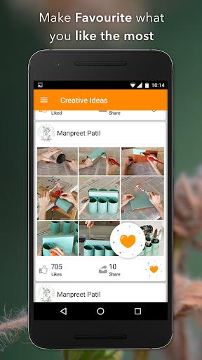 玩免費生活APP|下載Creative Ideas - DIY & Craft app不用錢|硬是要APP
