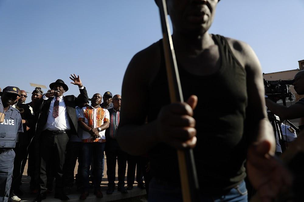 IN VOLLE: Mangosuthu Buthelezi se boodskap teen vreemdelingehaat - TimesLIVE