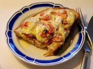Tomatoes On Toast Recipe