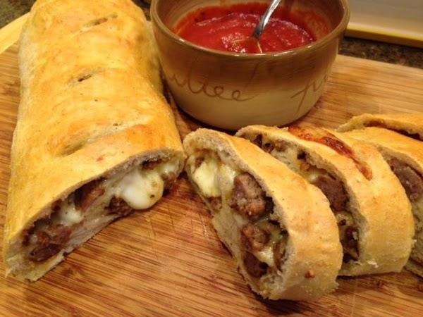 Italian Sausage Bread Recipe