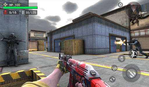 Counter Terrorist--Top Shooter 3D screenshot 21