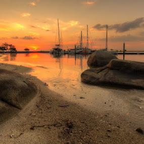 by KG Goh - Landscapes Beaches (  )