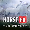 Horse HD Live Wallpaper icon