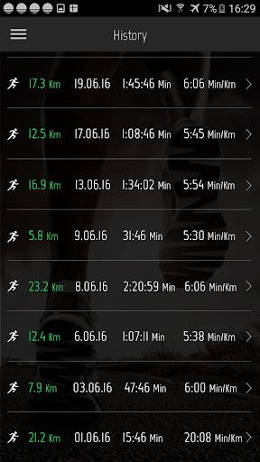 Running Distance Tracker +  screenshots 8