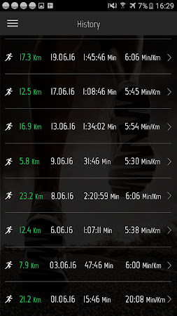 Running Distance Tracker + 2.0.5 screenshot 2088618