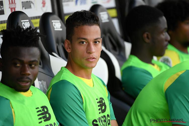"""Benavente a refusé un gros club belge : """"L'Antwerp était la meilleure option pour moi"""""""