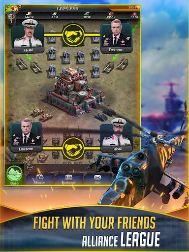 Nida Harb 3: Alliance Empire | MMO Nuclear War 1.6.53 screenshots 11