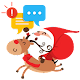 Download Christmas Stickers - Santa Claus Stickers For PC Windows and Mac