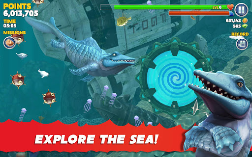 Hungry Shark Evolution 7.4.0 screenshots 18